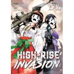 High-Rise Invasion V15-V16