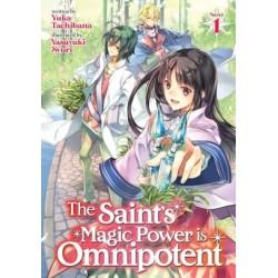 Saint's Magic Power Is Omnipotent...