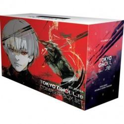 Tokyo Ghoul:Re Box Set (V01-V16)