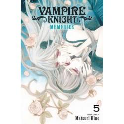 Vampire Knight Memories V05