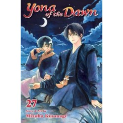 Yona of the Dawn V27