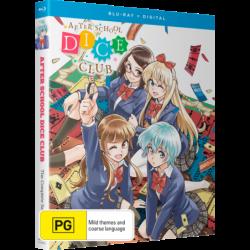 After School Dice Club Blu-ray...