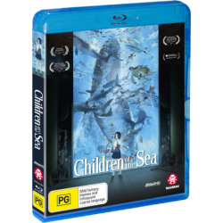 Children of the Sea Blu-ray