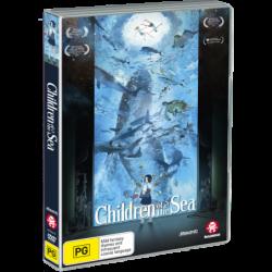 Children of the Sea DVD
