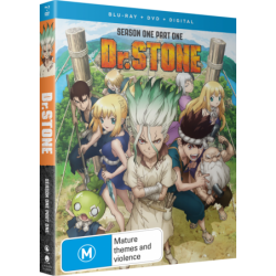 Dr. Stone S1 Part 1 DVD/Blu-ray...