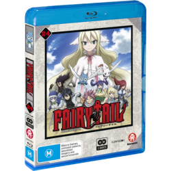 Fairy Tail Collection 24 Blu-ray...