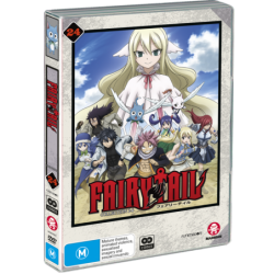 Fairy Tail Collection 24 DVD Eps...