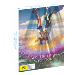 Weathering with You 4K Ultra...