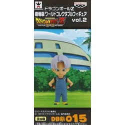 Dragon Ball Z WCF 015 Trunks...