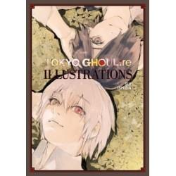 Tokyo Ghoul:Re Illustrations Zakki