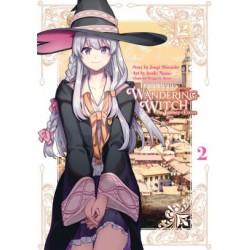 Wandering Witch Manga V02 The...