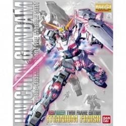 1/100 MG Unicorn Gundam Red/Green...