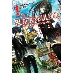 Black Bullet Novel V01 Those Who...