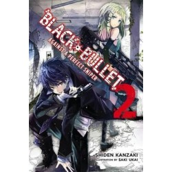 Black Bullet Novel V02 Against a...