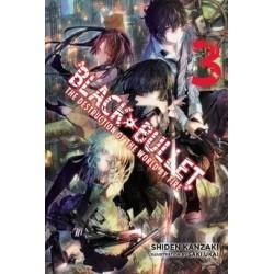 Black Bullet Novel V03 The...