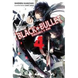 Black Bullet Novel V04 Vengeance...
