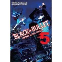 Black Bullet Novel V05 Rentaro...