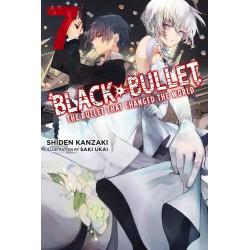 Black Bullet Novel V07 The Bullet...