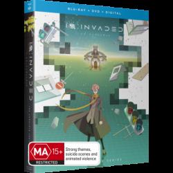 Id: Invaded DVD/Blu-ray Combo...