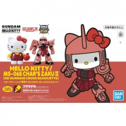 SDGCS Hello Kitty/MS-06S Char's...