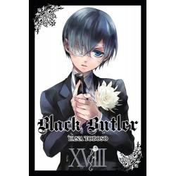 Black Butler V18