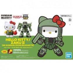 SDGCS Hello Kitty/MS-06F Zaku II...