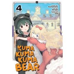 Kuma Kuma Kuma Bear Manga V04