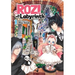 Rozi in the Labyrinth V01