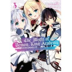 Misfit of Demon King Academy V03...