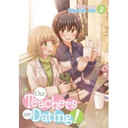 Our Teachers Are Dating! V02