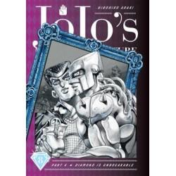 Jojo's Bizarre Adventure Diamond...