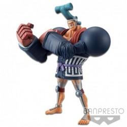 One Piece DXF Franky Wanokuni...