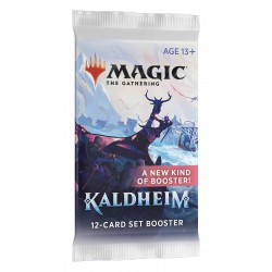 MTG Kaldheim Set Booster Magic...