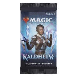 MTG Kaldheim Draft Booster Magic...