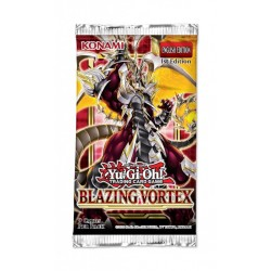 Yu-Gi-Oh Blazing Vortex Booster