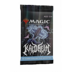 MTG Kaldheim Collector Booster