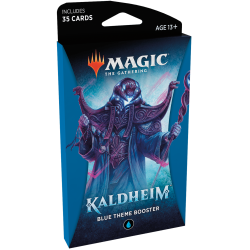 MTG Kaldheim Blue Theme Booster