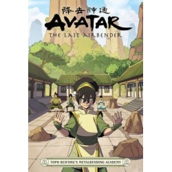 Avatar The Last Airbender Toph...