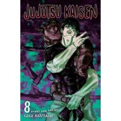 Jujutsu Kaisen V08