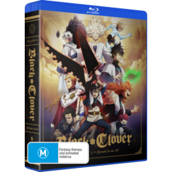 Black Clover S2 Blu-ray Eps 52-102
