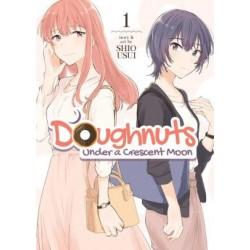 Doughnuts Under a Crescent Moon V01