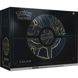 Pokemon Zacian Elite Trainer Box...