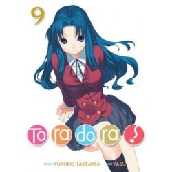 Toradora! Novel V09