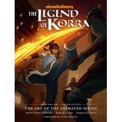 Art of Legend of Korra Book One Air