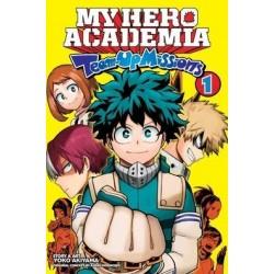 My Hero Academia Team-Up Missions...