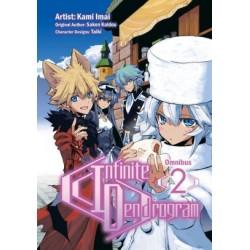 Infinite Dendrogram Manga Omnibus...