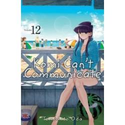 Komi Can't Communicate V12