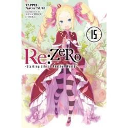 Re:Zero Novel V15