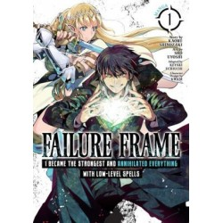 Failure Frame Manga V01 I Became...
