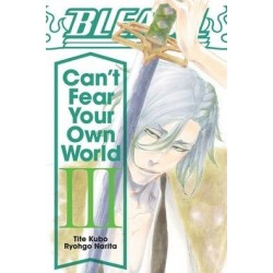 Bleach Can't Fear Your Own World...